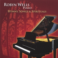 Piano CD: Hymns, Songs and Spirituals
